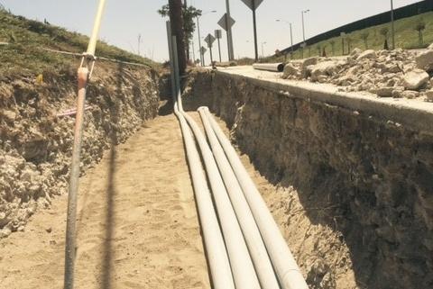 Underground Electrical Utilities