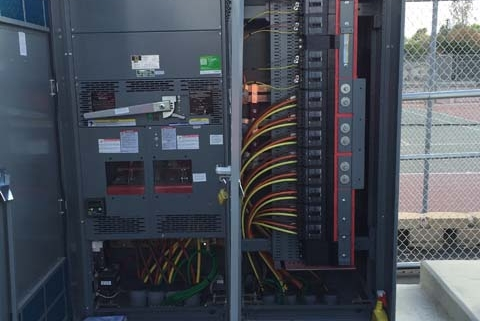 Switchgear Wiring